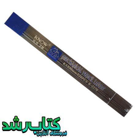 نوک مداد نوکی 0.5 میلی متری