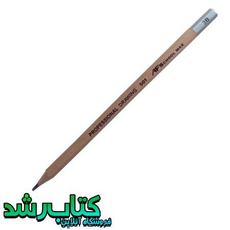 مداد طراحی B3 اسکول مکس