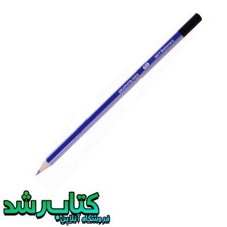 مداد طراحی B4 اسکای