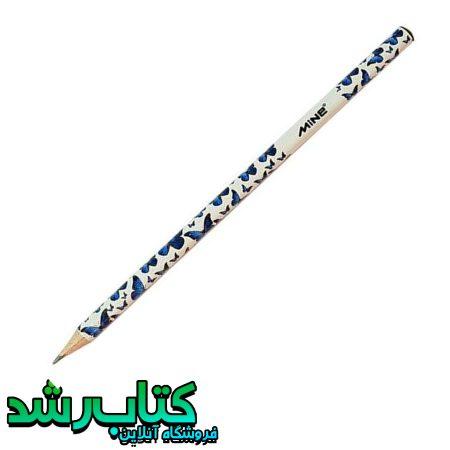 مداد مشکی ماین